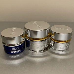 La Prairie cellular radiance eye cream bundle
